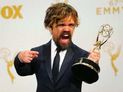 Peter Dinklage wins an Emmy for Game of Thrones at the 2011 Primetime Emmy Awards!