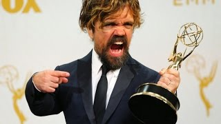 Repeat youtube video Peter Dinklage wins an Emmy for Game of Thrones at the 2011 Primetime Emmy Awards!