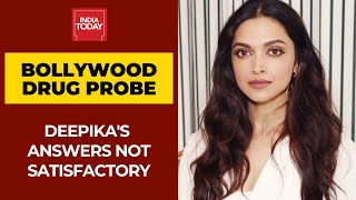 Deepika Padukone's Answers Not Satisfactory; Details Of NCB Grilling Accessed By India Today