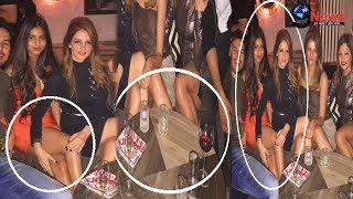 शाहरूख के बेटी सुहाना के पार्टी मे ऐसी हरकत, नशे मे धुत होकर, साफ दिखा… | Suhana Spotted Drunk