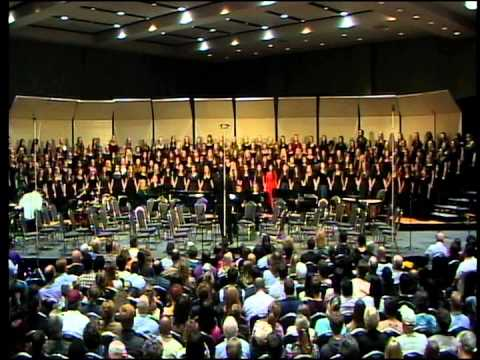 TMEA 2014 All-State Choir