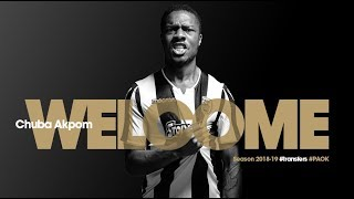 Akpom is here - PAOK TV