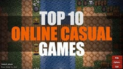 Top 10 Best Online Casual Games | MMO ATK Top 10