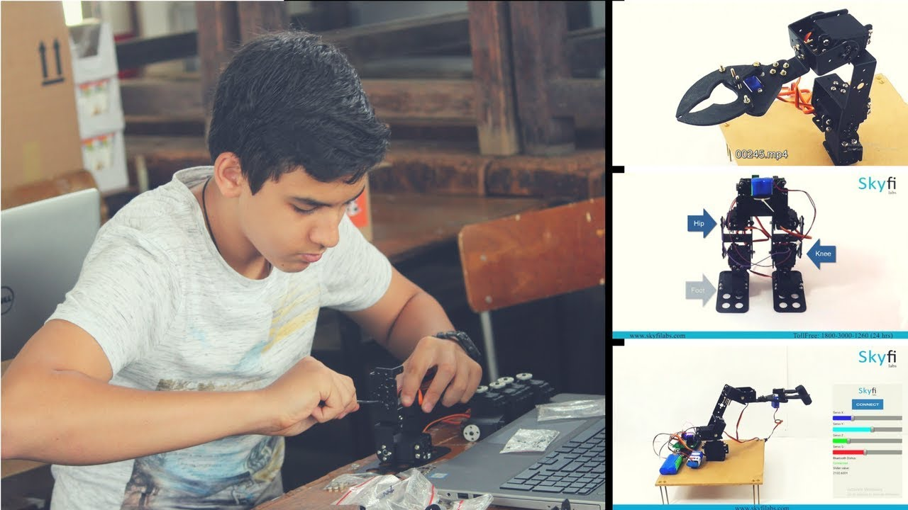 Best Electronics final year project ideas for ECE Engineering Students