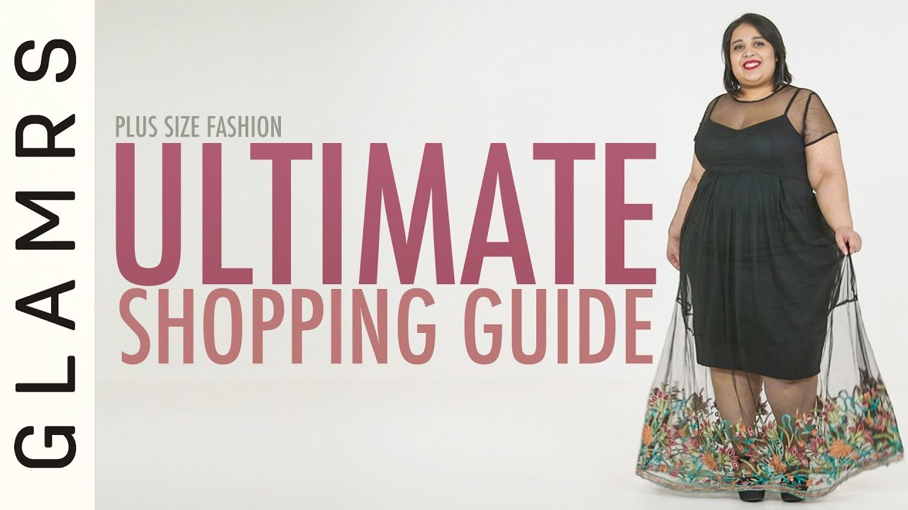 The Ultimate Shopping Guide To Plus Size Clothing In India ...