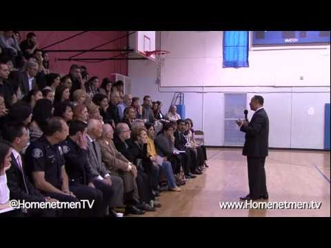 The Armenian Youth Identity Family Forum Part 1