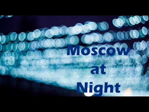 Moscow -  (VDNKh) at Night