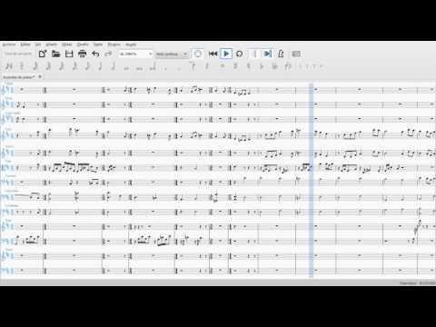 Leyendas De Pasión - James Horner - Musescore