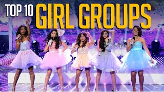 Top 10 Best Girl Groups On Talent Shows Ever! GIRL POWER!