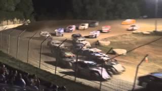 Central Missouri Speedway | Lighting Sprints