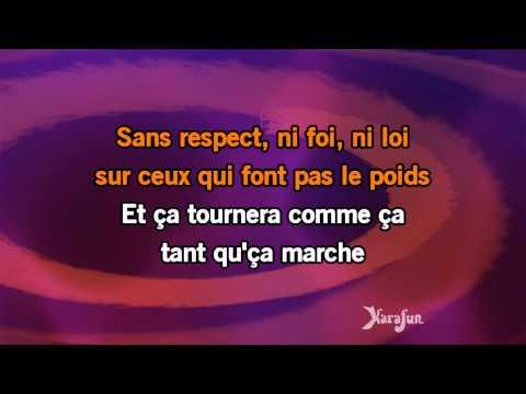 Karaoké Ça marche - Le Roi Soleil *