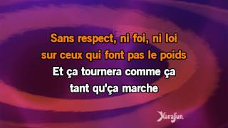 Karaoké Ca marche - Le Roi Soleil *