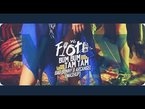 Bad Bunny - Bum Bum Tam Tam Ft MC Fioti (Remix)
