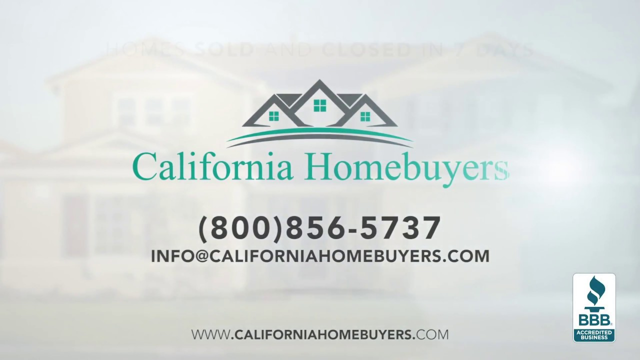 Sell My House Fast | We Buy Houses | (800) 856-5737