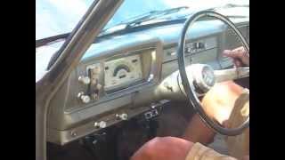 1964 Jeep Wagoneer start and run