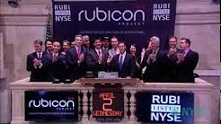 Rubicon Project Celebrates IPO on the New York Stock Exchange