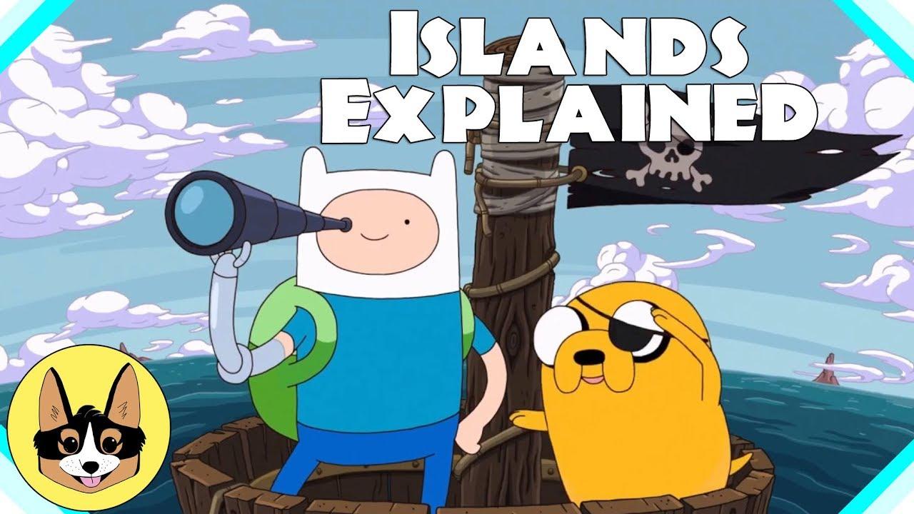Watch Adventure Time Islands Mini Series
