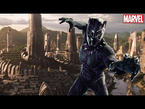 "Marvel Gaming Universe CONFIRMED by Stan Lee? ""New Black Panther Open World Game Coming in 2019?!"""