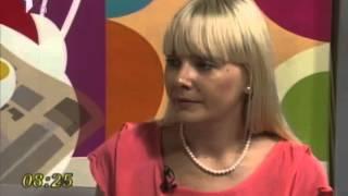 """""""Вже ранок"""" 12 канал - святкування Дня незалежності 2012"""