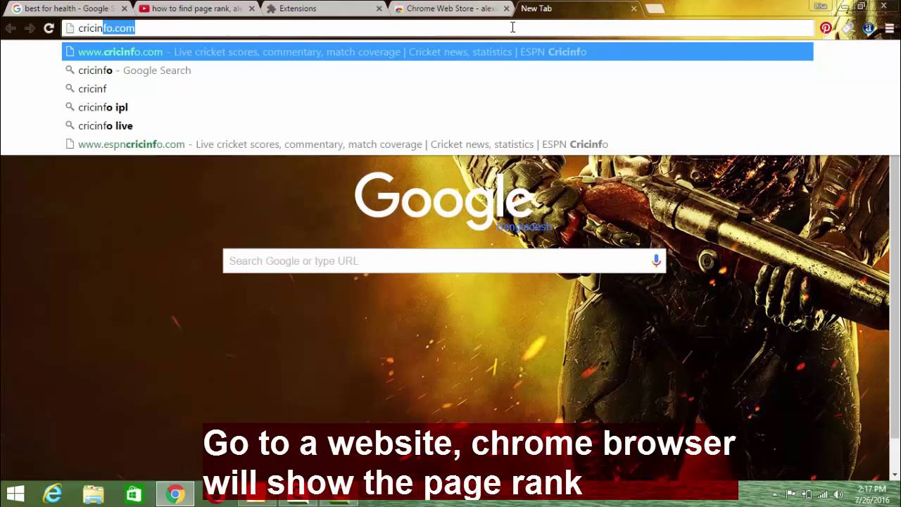 alexa toolbar chrome