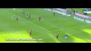 Cruz Azul vs Xolos (2-1) Clausura 2014 Jornada 11