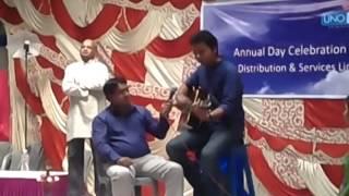 Tere Bin Rabbi Shergil Guitar Performance