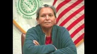 Lavoli Miller : Paiute Elder