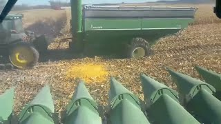 The Grain Cart is stuck, now what?