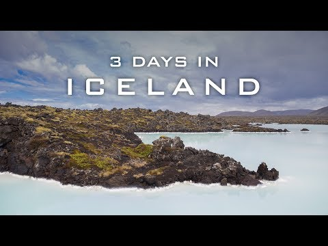 3 Days In Iceland - 9 Places To See Near Reykjavík
