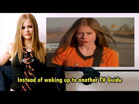 Avril Lavigne - Mobile (Instrumental) (Lyrics)