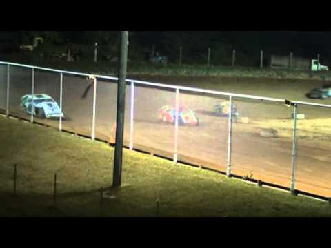Ohio Valley Speedway AMRA Modified Feature 8-9-2014