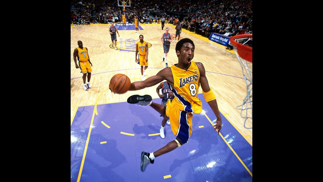 6ac498ee4f66 Kobe Bryant SICK Eastbay Funk Dunk! HD  BWVine - YouTube