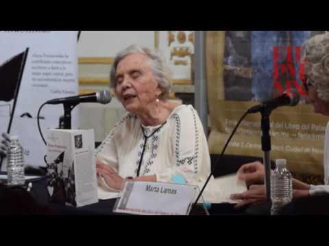 """FILPM - Presentación del libro """"Las Indómitas"""" de Elena Poniatowska"""
