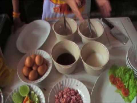 โครงงานอาหารยำไข่สมุนไพร - 6/2 สว.กจ.
