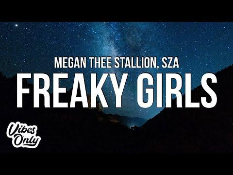 Megan Thee Stallion - Freaky Girls (Lyrics) ft. SZA