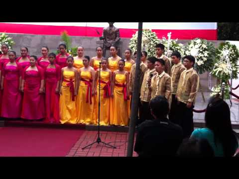 Manila Science High School Chorale - 2011-2012