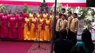 Manila Science High School Chorale - 2011-2012