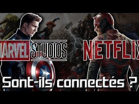 NETFLIX ET LE MCU NE SONT PAS CONNECTÉS ?