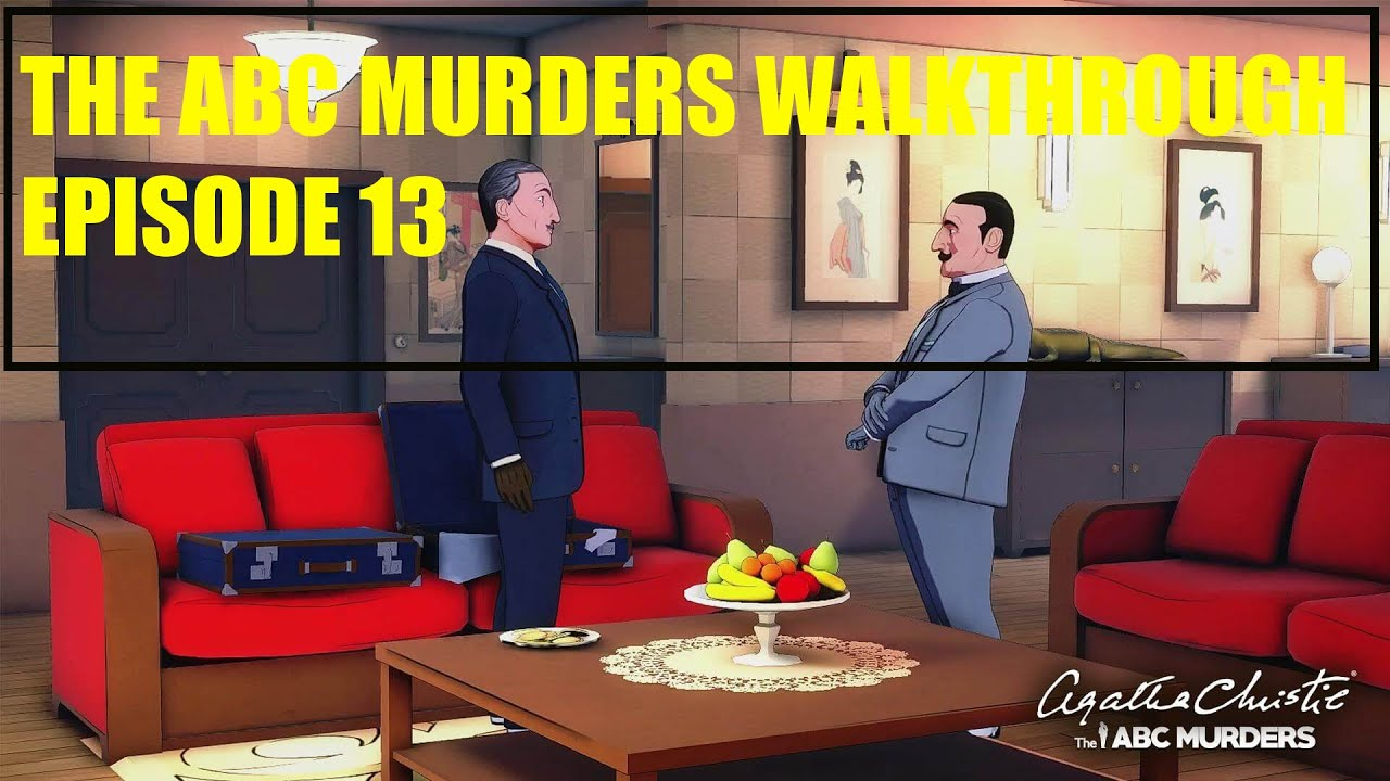 abc murders walkthrough