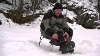 Тестирование сапог для зимней рыбалки ENVISION.