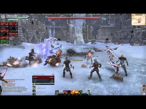 Wrothgar: All world bosses