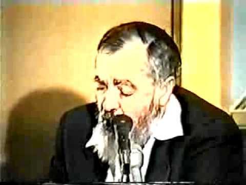 Rabbi Meir Kahane against Michael Lerner (3/9)