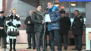 Андрей Юдин об обновлении спортинвентаря в Автомехе