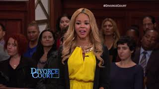Classic Divorce Court: Can You Keep Up?