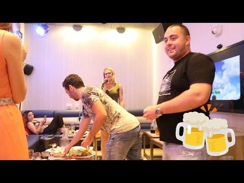 CUMPLEAÑOS EN KARAOKE + HOSTEL EN TEL AVIV  Vlog #41