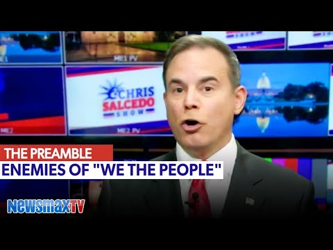 They are enemies of 'We the People' | Chris Salcedo
