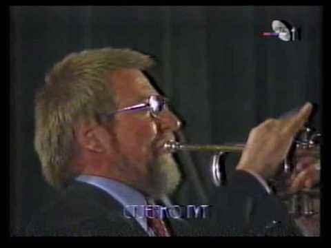 """Jazz Ork. RTS - 1987 - """"Prebranac""""  -Excerpt   Stjepko Gut - Freddie Stanisavljevic"""