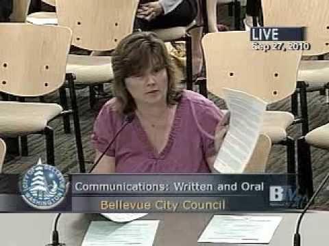 Bellevue City Council Falls Into Chaos