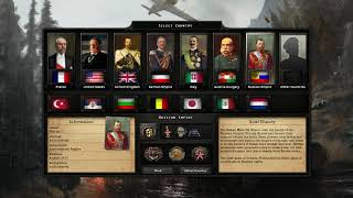 """HOI4 Great War Mod: Faction Overview Ep. 2 - 1914 """"The Great War"""""""