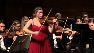 Prokofiev Violin Concerto no. 1 op 19